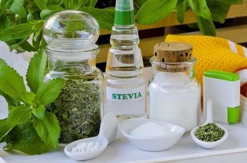 la stevia usi medicinali