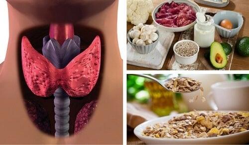 Cos'è l'ipotiroidismo e come combatterlo con alimenti adatti?