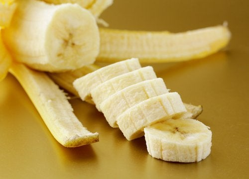 banana tagliata