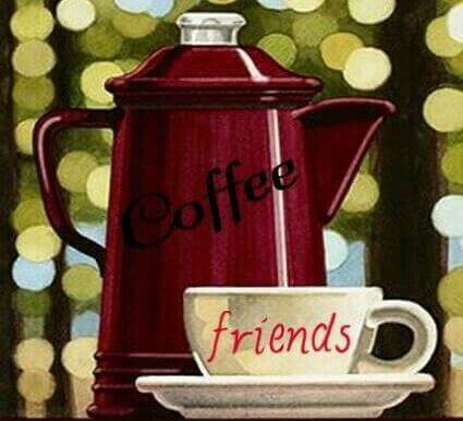 caffettiera e tazza caffè