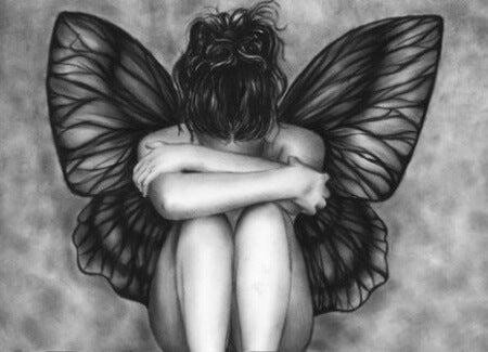 fata triste non arreca danni agli altri
