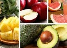 frutti migliori per l'organismo