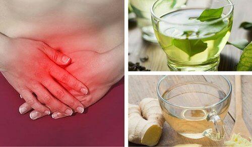 Gli 8 migliori infusi contro i gas intestinali