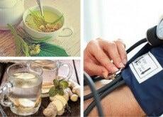 infusi per combattere ipotensione