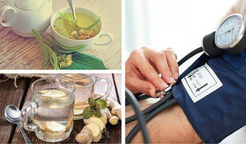 6 rimedi naturali per trattare l'ipotensione