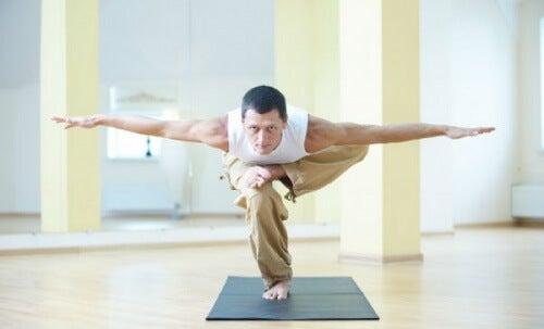 plank migliora equilibrio