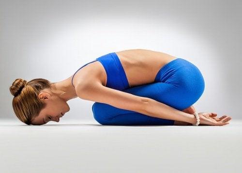 posizione del bambino mal di schiena