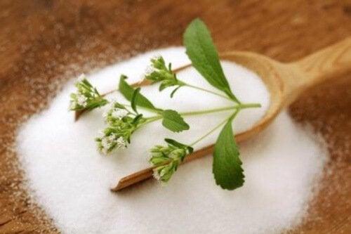 la stevia edulcorante