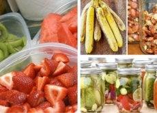 Conservare gli alimenti più a lungo