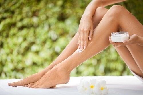 Crema gambe aspirina