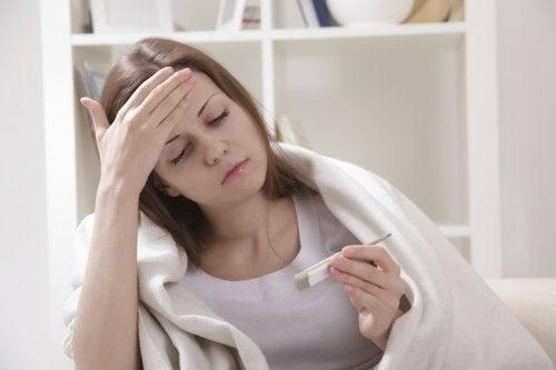 Misurare la febbre