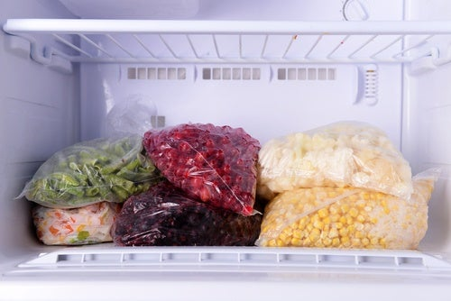 9 alimenti da non conservare in freezer