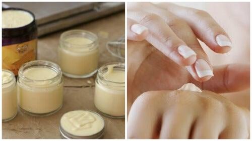 Cuticole e mani secche? Provate questo rimedio naturale