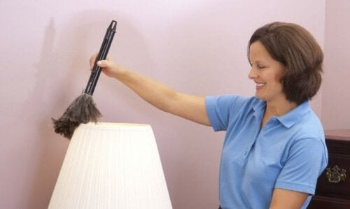 Pulire-le-lampade cattivi odori