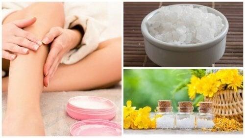 Dolore alle gambe: come alleviarlo con rimedi al magnesio