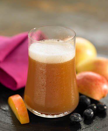 Succo-di-mela contro l'infiammazione