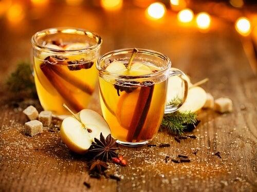 Succo speziato per recuperare le energie e il buon umore