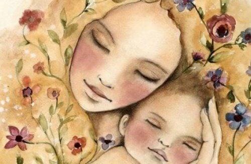 abbraccio-tra-madre-e-figlio sogni