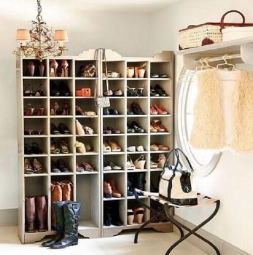 new york e1e12 39d5e Ordinare le scarpe: 20 idee creative — Vivere più sani