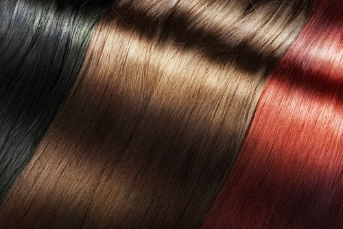 È possibile tingere i capelli senza utilizzare prodotti chimici?