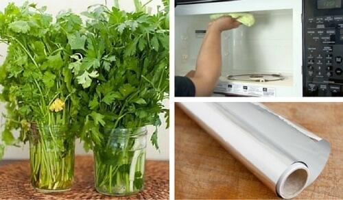 7 errori che tutti commettono in cucina