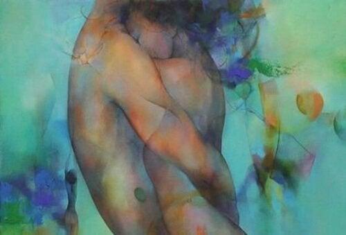 Affetto significa toccare con rispetto l'anima degli altri