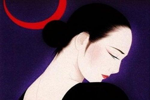 donna-orientale-di-profilo