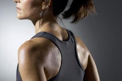 5 cose che il sudore dice sulla salute