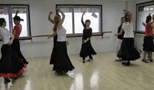 ballare il flamenco
