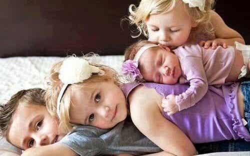 I fratelli maggiori: amici e secondi genitori