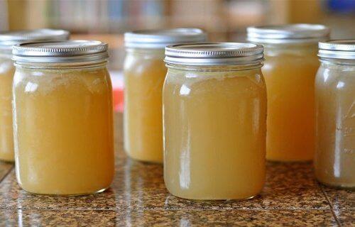 gelatina e acqua fredda articolazioni