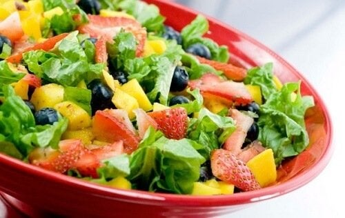 insalata abitudini alimentari