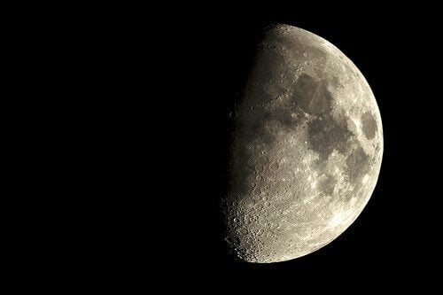 luna calante fasi lunari
