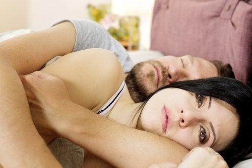 perdita del desiderio sessuale dormiamo