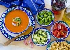 ritenzione idrica piatti vari con ortaggi