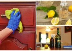 pulire i mobili prodotti naturali