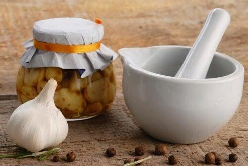 rimedio al miele e aglio malattie respiratorie