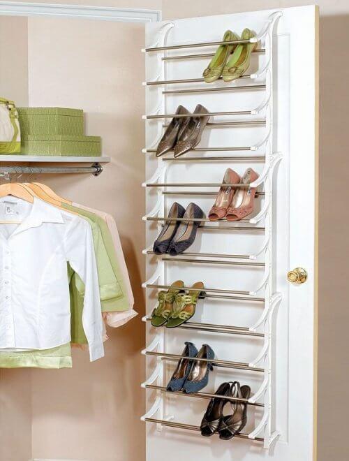 Ordinare le scarpe  20 idee creative - Vivere più sani b7c82f88d35