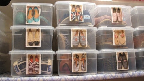 scatole per scarpe