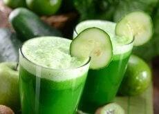 succhi verdi colazione