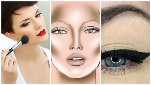 5 consigli di make up per far sembrare il viso pi magro vivere pi sani - Les sourcils parfaits pour votre visage ...
