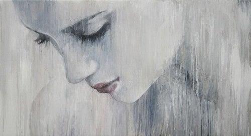 viso di donna - A volte ci aspettiamo troppo