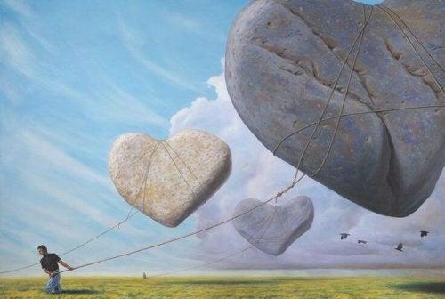 Aquiloni-cuore relazioni liquide