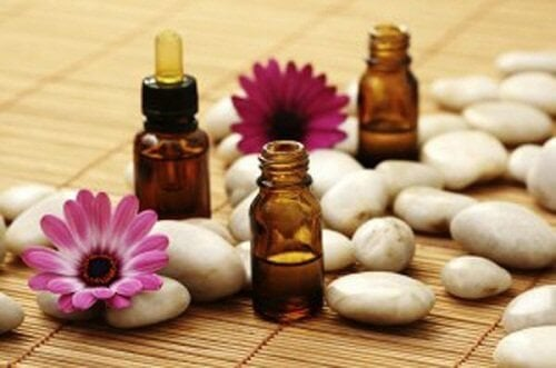 Aromaterapia contratture