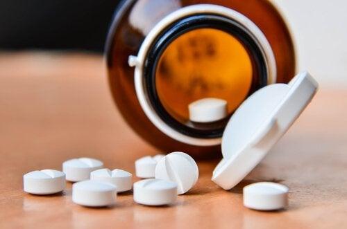 aspirina viso
