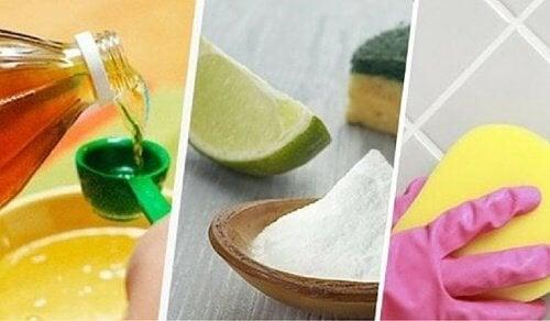 Fughe delle piastrelle rimedi naturali per pulirle vivere più sani