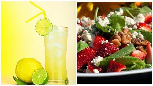5 frutti efficaci per perdere peso