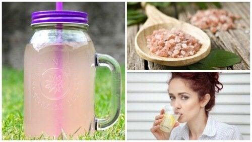 Acqua alcalina per dimagrire e combattere la fatica