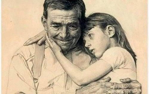 I nonni non muoiono mai: dormono nei nostri cuori