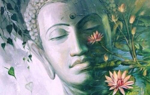 4 lezioni del buddismo sull'amore